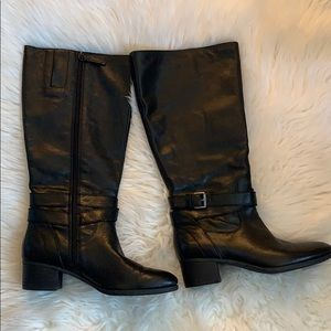 Nine West boots size 8.5 in great condition